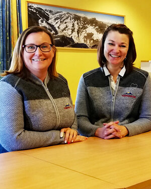 The ladies from the Tourist Service Center Viehhofen will be happy to help you | © viehhofen.at