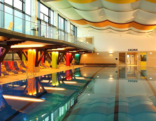 Indoorpool Zell am See | © Freges - Freizeitzentrum Zell am See