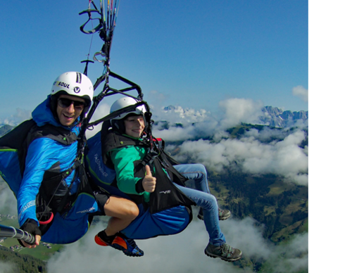 Paragliding with FlynSoul | © FlynSoul