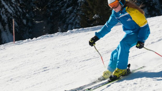 Ski like the pros | © viehhofen.at, Der Fotoigel